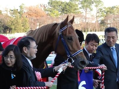 馬場幸夫オーナーの所有馬…モーニン、ベストウォーリア、アジアエクスプレス