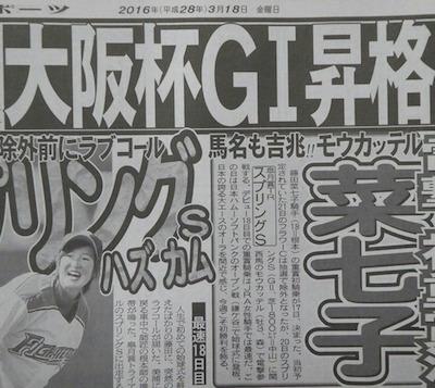 大阪杯をG1にして良かったのか?