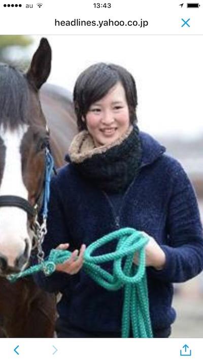 加藤紗里、女性騎手・藤田菜七子を応援「これが紗里だったら1着だった」