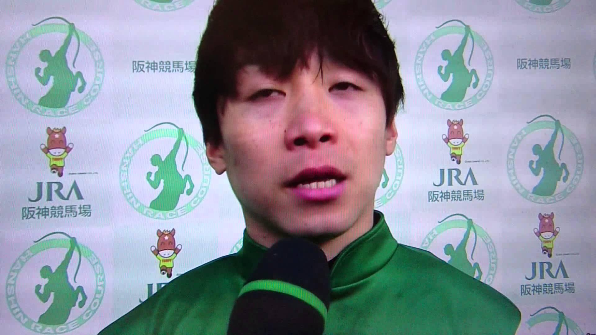 イケメンすぎる池添騎手「ミルコが5連勝してるので…日本人騎手は何やってんだ!って言われたくないので」