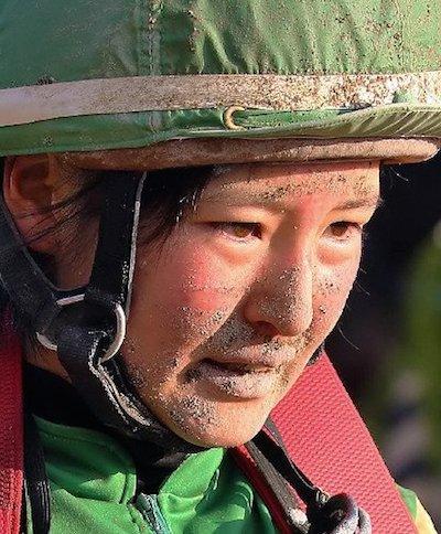 藤田菜七子騎手「100点満点で40点ぐらい」