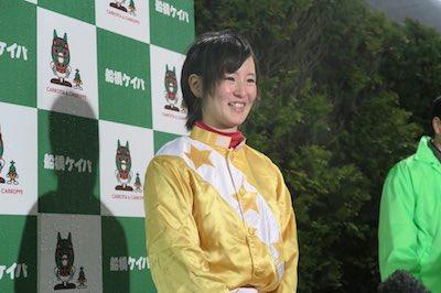藤田菜七子騎手に岩手競馬からもオファー!