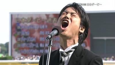 国歌独唱、桐谷健太wwwww