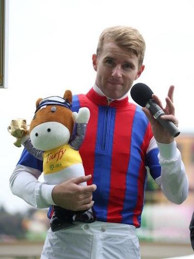 T.ベリー騎手「日本のG2はオーストラリアのG1レベル」