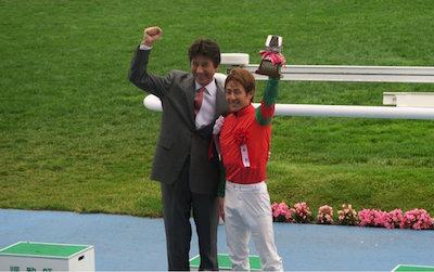 丹内祐次騎手「お世話になっているマイネルの馬でG1を勝ちたい」