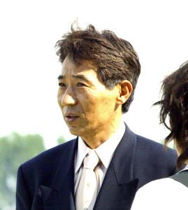 田中章博調教師、逝去