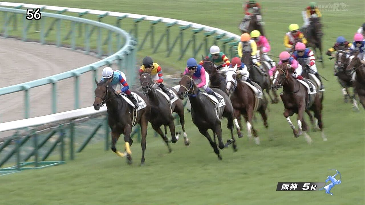アグネスジュレップ、8馬身差の圧勝「強かったですね」