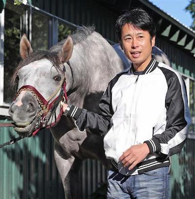 松永幹調教師「豊は『ラニのほうが力はある。ラニにも乗りたい』と迷ってました」