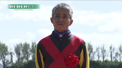岩田おじいちゃん、白髪を銀に染める