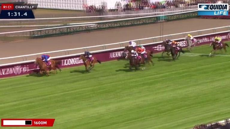 シャンティ2400を2分23秒で走れる馬なんて日本にいたか?