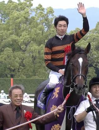 武豊騎手、キタサンブラック北島オーナーに凱旋門賞挑戦アピール!