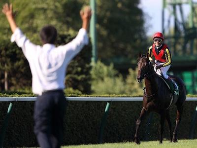 横山典弘が乗ってた馬史上、1番好きな馬