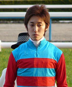 津村明秀騎手