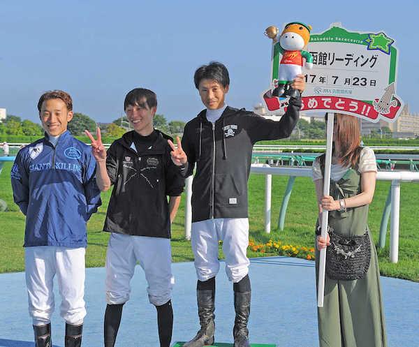 吉田隼人が今週乗鞍0なんだが・・どうしたの??先週18鞍騎乗4勝してたのに