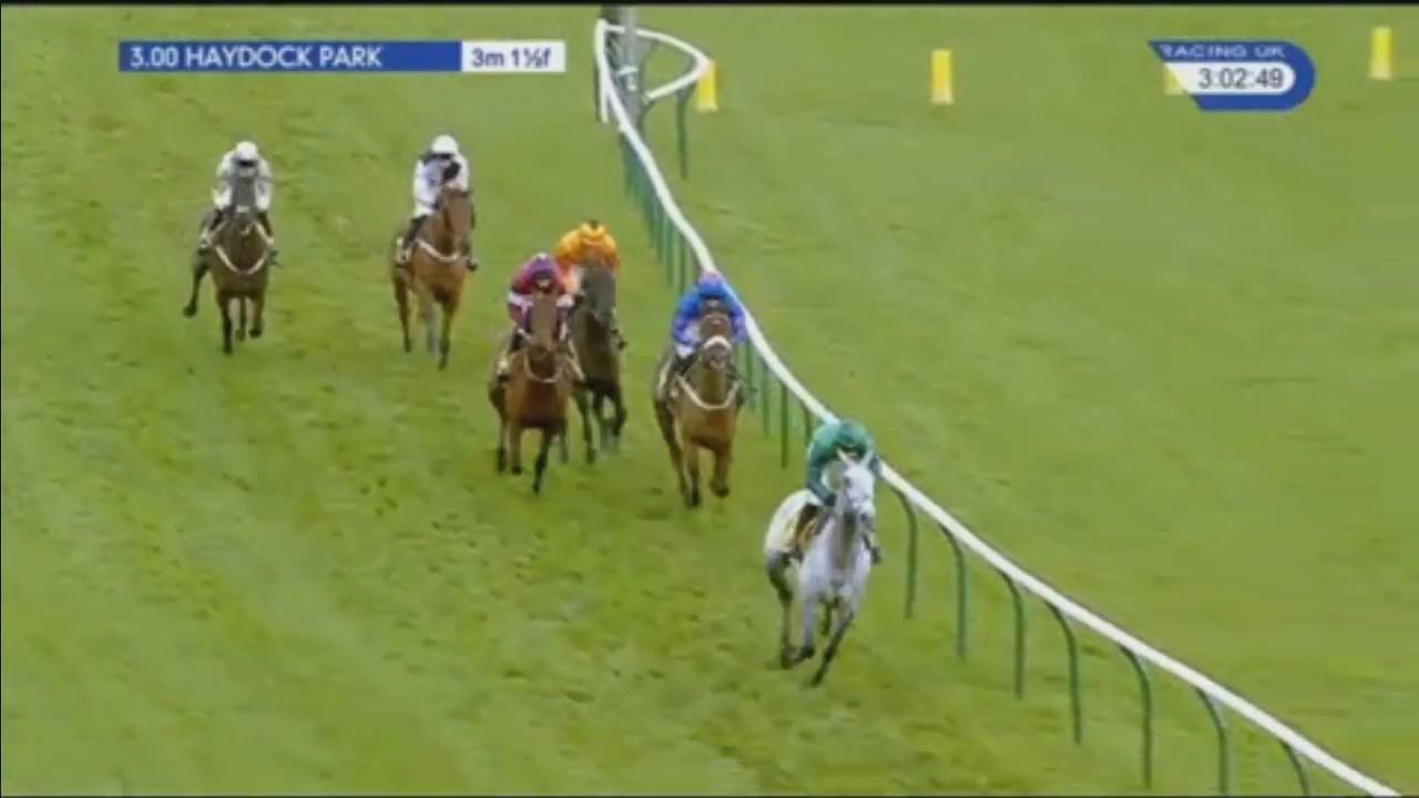 イギリスの障害G1ベットフェアチェイスで勝ち馬がシンボリクリエンスを超える57馬身差で大楽勝wwww