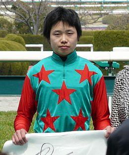 平野優騎手