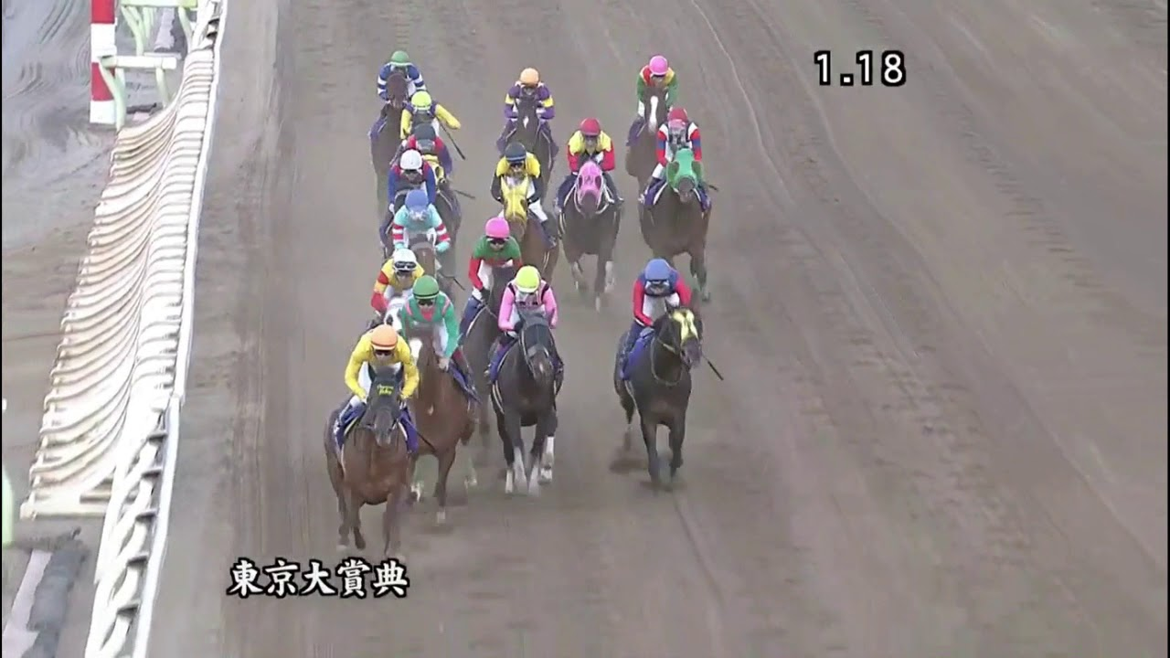 東京大賞典 42億7307万1200円(前年比114.5%) 地方競馬1レースの売上レコード