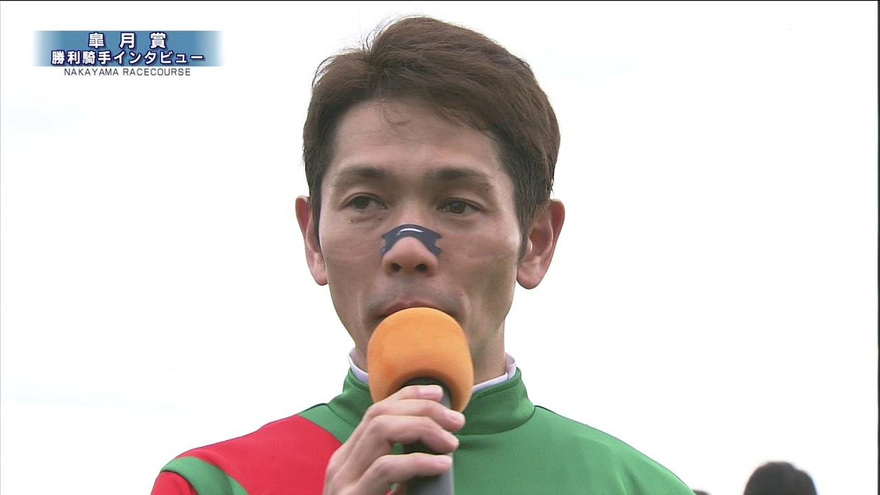 戸崎圭太騎手「跨った瞬間からやっぱり良い馬だな、GI馬だなと感じました」
