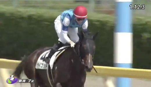 藤田菜七子騎手が1日2勝 JRA女性騎手最多勝利タイ記録の34勝目をマーク