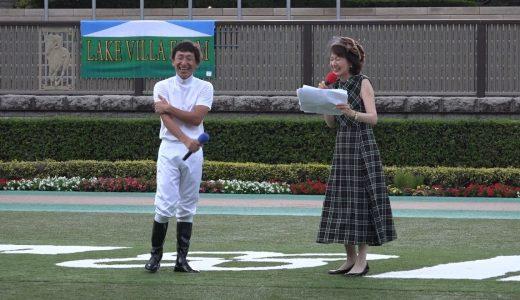 横山典弘騎手「長距離の史上最強馬はメジロマックイーン」