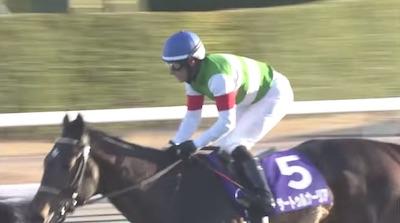 M.デムーロ騎手「サートゥルナーリアは歴史を変える馬になる」