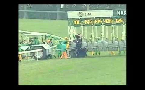 競馬界の三大珍事ラガーレグルスの出遅れとビービーガルダン放馬、あと一つは?