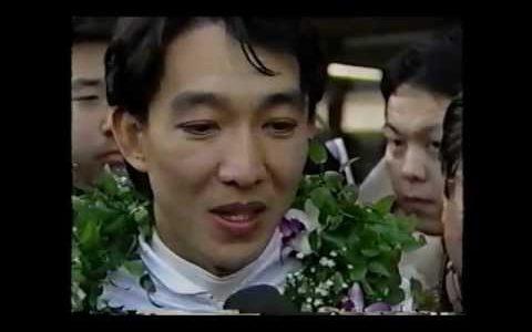 トウカイテイオーの有馬記念の田原のインタビューほど泣けるものはない
