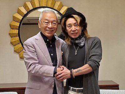 藤田さん、Dr.コパと雑誌の企画で対談wwwww
