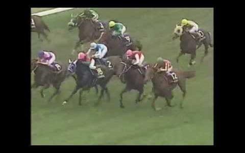 日本競馬史上もっとも不運な馬