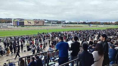 東京競馬場人が少なすぎる問題