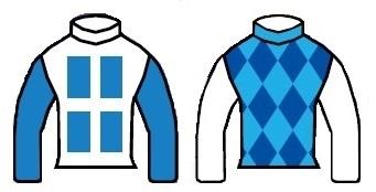 田辺裕信騎手とC.ルメール騎手、自らデザインした勝負服で地方競馬参戦