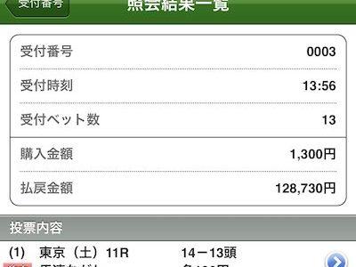 声優の原奈津子さん、馬連128730円を当てる