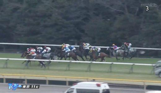 7着タガノディアマンテ 川田将雅騎手「右への逃避がすごくて競馬になりませんでした。」