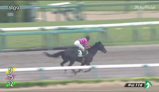 16着ワイルドカード北村宏司騎手「4コーナー手前から手応えが…」