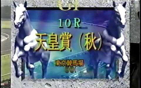 天皇賞(秋)史上、1番好きな最後の直線