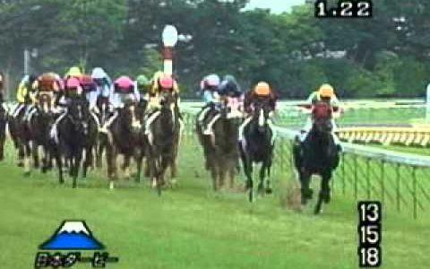 一番かっこいい勝ち方をした日本ダービ―馬は?