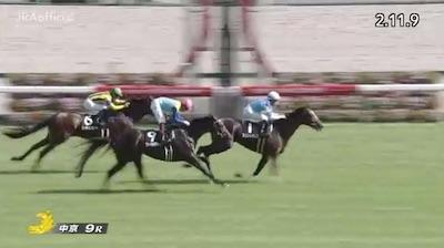 前走M.デムーロ騎手で勝利したアリストテレスはC.ルメール騎手で菊花賞へ