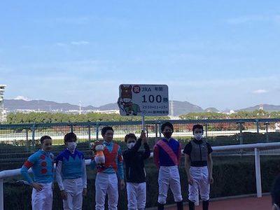 武豊騎手、23度目のJRA年間100勝達成