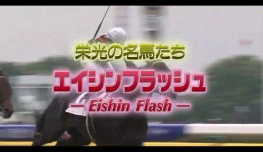 エイシンフラッシュほどカッコ良かった馬なんているの?
