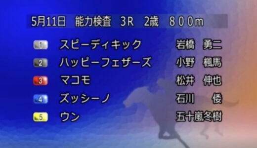 キタサンブラック産駒「ウン」岡田総帥の夢乗せて門別デビュー圧勝!