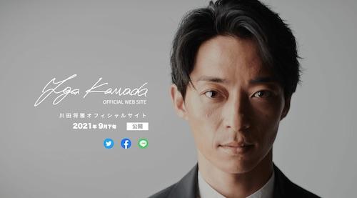 川田のオフィシャルサイトが出来るぞ!w